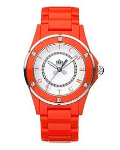 Juicy Couture rich girl watch. must have for spring