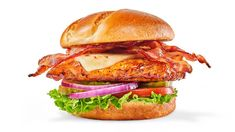 BBQ Chicken Sandwich | Buffalo Wild Wings