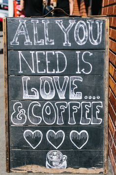 Peace, Love, Coffee #MondayMotivation All You Need Is Love, Peace And Love, Give It To Me, My Love, I Love Coffee, My Coffee, Coffee Drinks, Coffee Pictures, Coffee Pics