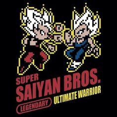 DBZ / Saiyan Bros.
