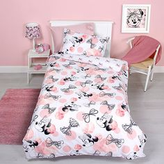 Minnie Mouse Quilt Cover Set