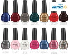 My new obsession. Kardashian Kolor Collection from Nicole by OPI are a great way to go from office to a night out and can glam up any outfit!