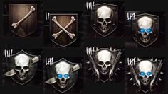 cod bo2 zombies | Image - Black-ops-2-zombies-emblems.jpg - Legend of the Cryptids Wiki