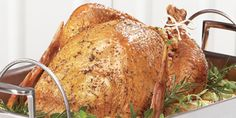 Tips to Add Flavor to Your Turkey, lots of tips, recipes for making a great Thanksgiving turkey