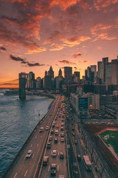 Whats Wallpaper, New York Wallpaper, City Wallpaper, Sunset Wallpaper, Scenery Wallpaper, Aesthetic Pastel Wallpaper, Aesthetic Backgrounds, Aesthetic Wallpapers, Wallpaper Backgrounds