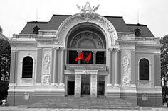Opera house, Ho Chi Minh