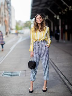 All the Best Street Style Pictures From Australian Fashion Week