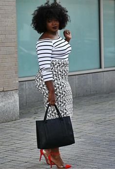 "0bd17ba47 CHICHI I BALTIMORE MD on Instagram  ""Continuing on with monochrome here is  another  Fbf outfit! Perfect for work swap the off shoulder for turtle neck  ..."