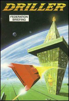 C64 Games - Driller