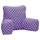 Dottie Lounge Around Pillow Cover, Purple