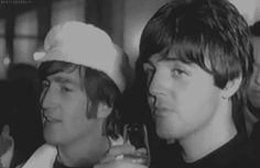 ♡♥Paul with John - click on GIF♥♡