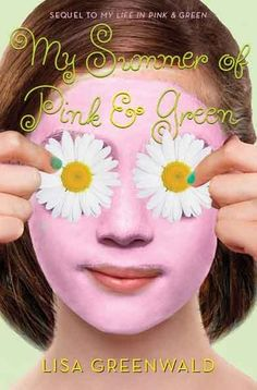 Sequel to: My life in pink & green. Rather than a summer of fun transforming her family's pharmacy into an eco-spa, Lucy Desberg must face her sister Claudia's new boyfriend Bean, investor Gary's irritating daughter Bevin, and a spa coordinator who is put in charge of the plans.