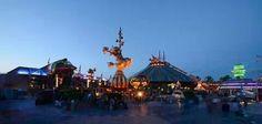Discoveryland | Disneyland Paris