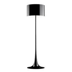 Spun Light F Modern Floor Lamp designed by Sebastian Wrong from FLOS - dayroom?