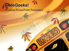 Back To School02 Education PowerPoint Template 1010 #PowerPoint #Templates #Themes #Background