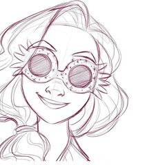 Here's another Luna Lovegood draw, enjoy it! *Credits to the artist* Harry Potter Sketch, Harry Potter Drawings, Harry Potter Fan Art, Harry Potter Characters, Harry Potter Fandom, Luna Lovegood, Desenhos Harry Potter, Ravenclaw, Cool Sketches