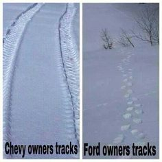 Chevy v. Ford  HAHAHA YESSSSS!!!! <3
