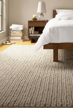 crochet rug- large square?