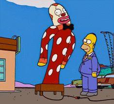Era su mejor amigo Simpsons Funny, Simpsons Art, Krusty, Simpson Wave, Los Simsons, Cartoon Faces, Dark Memes, Futurama, Great Videos