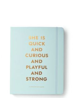 2016 17-month large agenda- quick & curious - kate spade new york