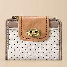 fossil wallet. Lovelovelovelovelove