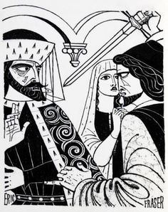 PERIBANEZ AND THE COMENDADOR OF OCANA by ERIC FRASER