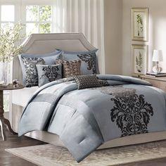Madison Park Estella 7-piece Comforter Set - Overstock™ Shopping - Great Deals on Madison Park Comforter Sets