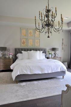 The Sheer Bliss of Linen - Decor Gold Designs Bedding Master Bedroom, Gray Bedroom, Bedroom Sets, Home Decor Bedroom, Bedroom Furniture, Linen Bedroom, Linen Bedding, Bedding Sets, Beige Bedrooms