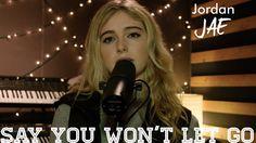 James Arthur - Say You Won't Let Go (Cover by Jordan JAE - Live)