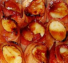 Bacon-wrapped scallops might be my favorite food in the whole world.