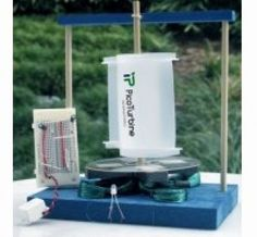 Wind energy science fair projects can demonstrate how alternative energies work or they can explore the impact of alternative energies.  Learn more about the impact of these things here...