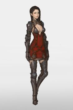 It LOOKS good... so when that is the most important thing, why bother with armor?
