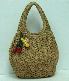 Gülümse Knitting Yarn, Knitting Patterns, Crochet Patterns, Crochet Purses, Kids Bags, Sell Items, Selling Jewelry, Diy Crochet, Bag Making