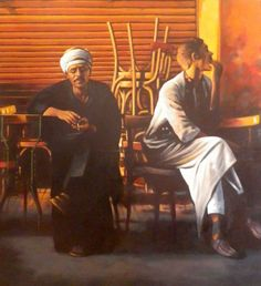 ☆ Egypte Smoking :¦: By Artist Thomas Saliot ☆