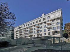 Wohnbau Jacquingasse Vienna, Austria FIRM. Atelier Heiss #architecture