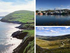 Cork Circuit, Cork, Mountains, Nature, Travel, Irish Language, Naturaleza, Viajes, Corks