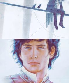 Crown Prince Dorian Havilliard from the Throne of Glass Series by Sarah J Maas