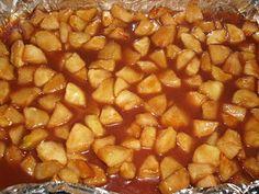 Baked Cinnamon Apples Must try!