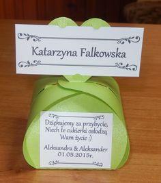 Podziękowanie i winietka 2w1, Więcej na www.facebook.com/pracownialagutko