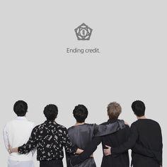 Universal Music Korea Boys Republic - Ending Credit. Boys Republic, Korea Boy, Universal Music Group, Album Songs, Korean Music, Btob, Booklet, Album Covers, Music Videos