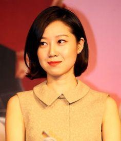 sleek chin length bob; Gong Hyo-jin국빈바카라바카라베이@@POLO16.COMM@@실시간바카라온라인바카라