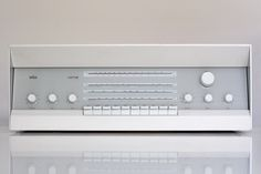 Dieter Rams (�1920) is a German product designer who created the visual style of the old Braun products. More info at Design Museum and DesignBoom. More images at Flickr