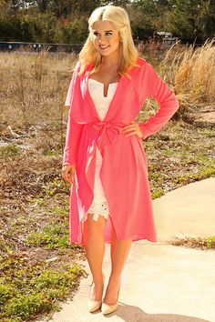 Keep Holding On Jacket: Neon Pink #shophopes