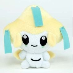 "Pokemon Center 5"" Plush Poke Doll: Jirachi"