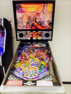 Pinball machines to hire, various styles (A1)