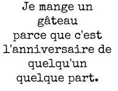 ♥ © http://www.pinterest.com/caloubess/tout-est-dit/ ah ah ah !!