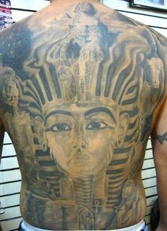 Art Imagery From All Over The World Egyptian Tattoos Are Beautiful And