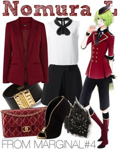 anime inspired outfits - Google Search