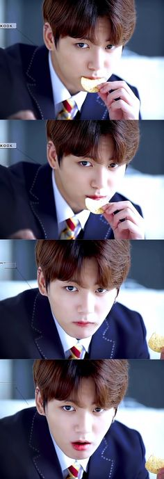 Shyness ~Jungkook X Reader~ Kookie Bts, Jungkook Oppa, Kim Taehyung, Bts Bangtan Boy, Jungkook Eating, Seokjin, Hoseok, Namjoon, Busan