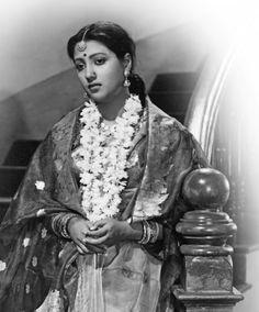 Suchitra Sen as Parvathy, Devdas(1955)